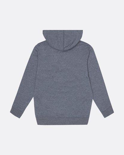 1 All Day Zip - Sweatshirt für Jungen Blau S2FL03BIP0 Billabong