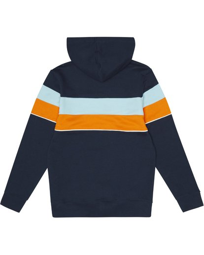 3 Momentum Pullover - Hoodie for Boys Blue S2FL04BIP0 Billabong
