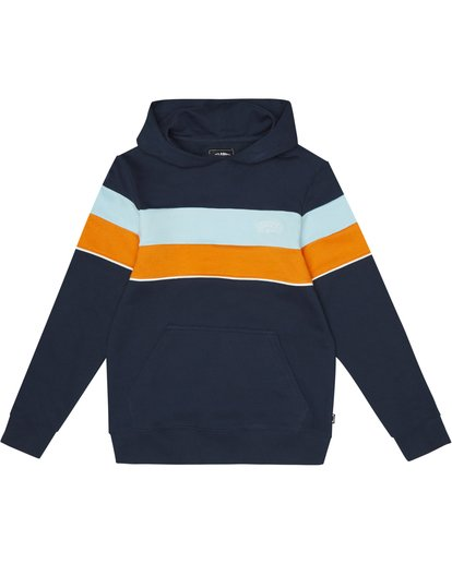 2 Momentum Pullover - Hoodie for Boys Blue S2FL04BIP0 Billabong
