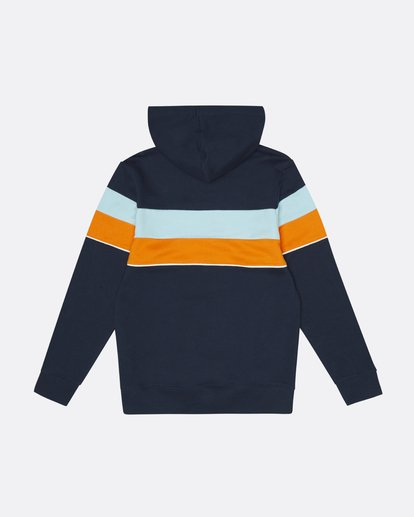 1 Momentum Pullover - Hoodie for Boys Blue S2FL04BIP0 Billabong