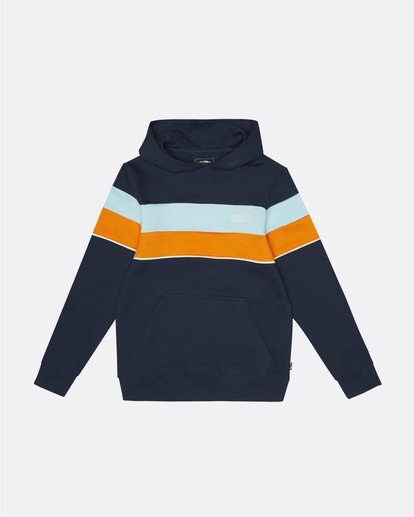 0 Momentum Pullover - Hoodie for Boys Blue S2FL04BIP0 Billabong