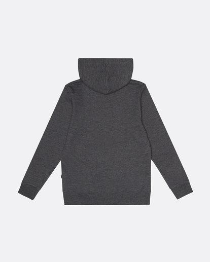1 X Cess Hood - Fleece for Boys Black S2HO02BIP0 Billabong