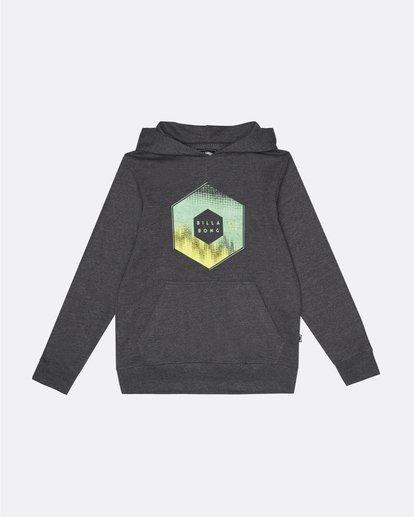 0 X Cess Hood - Sweatshirt für Jungen Schwarz S2HO02BIP0 Billabong