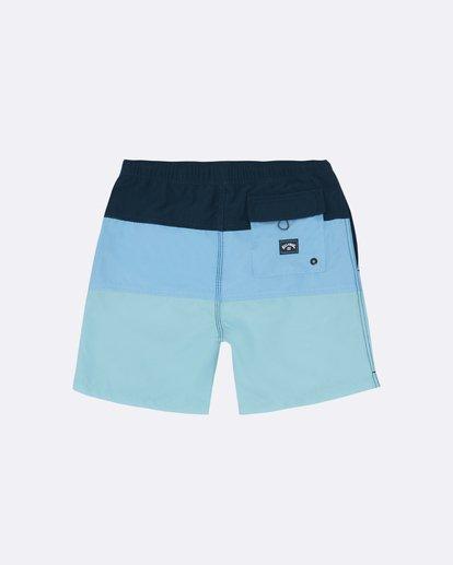 """1 Tribong Laybacks 14"""" - Bañador de surf de pantalón para Niño Azul S2LB03BIP0 Billabong"""