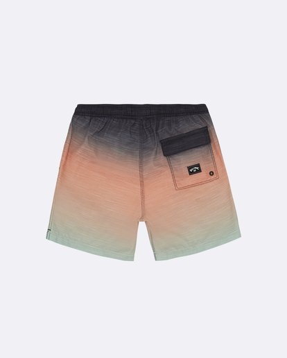 "1 All Day Faded Laybacks 16"" - Bordshorts mit Gummibund für Jungen Grün S2LB06BIP0 Billabong"
