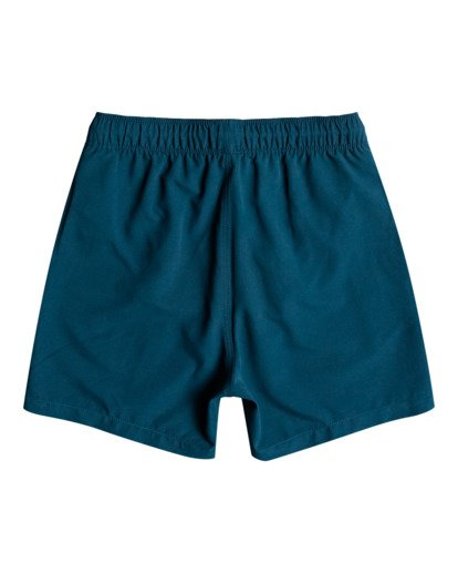 "3 All Day Laybacks 14"" - Boardshorts für Jungen Blau S2LB08BIP0 Billabong"