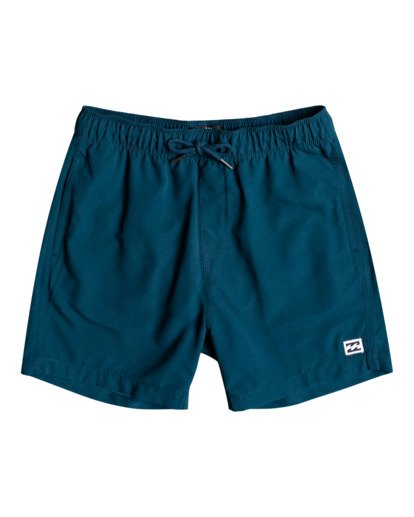 "2 All Day Laybacks 14"" - Boardshorts für Jungen Blau S2LB08BIP0 Billabong"