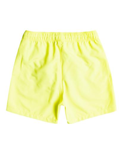 "1 All Day Laybacks 14"" - Board Shorts for Boys Yellow S2LB08BIP0 Billabong"