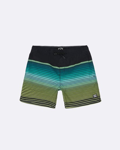"0 All Day Stripe Laybacks 16"" - Boardshorts für Jungen Schwarz S2LB12BIP0 Billabong"