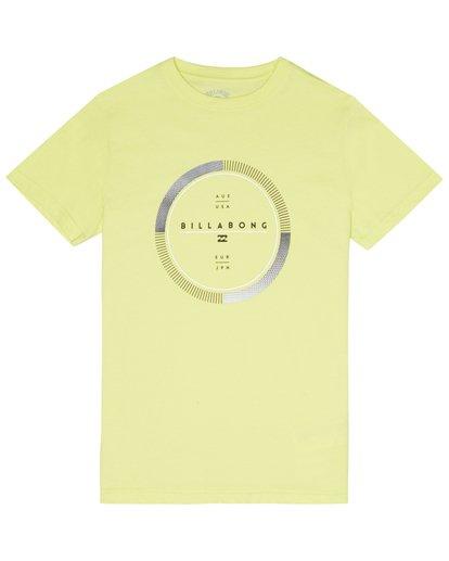 2 Full Rotator - T-Shirt for Boys Multicolor S2SS02BIP0 Billabong