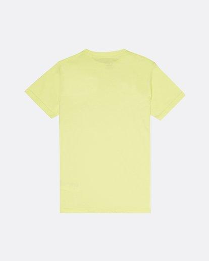 1 Full Rotator - Camiseta para Niño Multicolor S2SS02BIP0 Billabong