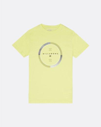 0 Full Rotator - Camiseta para Niño Multicolor S2SS02BIP0 Billabong
