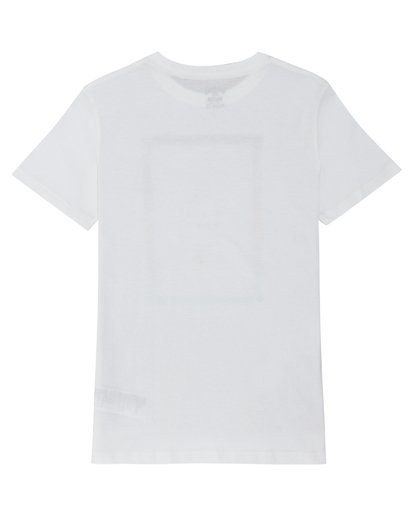3 Tucked - T-Shirt for Boys White S2SS03BIP0 Billabong