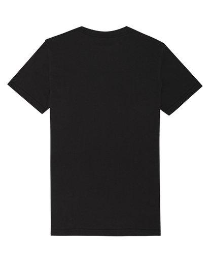 3 Tucked - T-Shirt für Jungen Schwarz S2SS03BIP0 Billabong