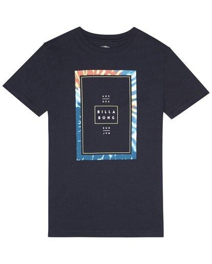 2 Tucked - T-Shirt für Jungen Blau S2SS03BIP0 Billabong