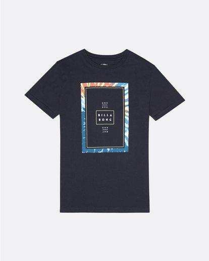 0 Tucked - T-Shirt für Jungen Blau S2SS03BIP0 Billabong