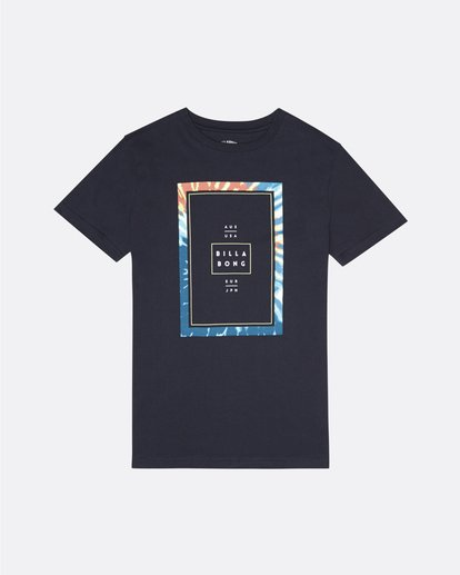 0 Tucked - T-Shirt for Boys Blue S2SS03BIP0 Billabong