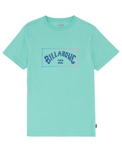 2 Arch - Camiseta para Niño Negro S2SS04BIP0 Billabong