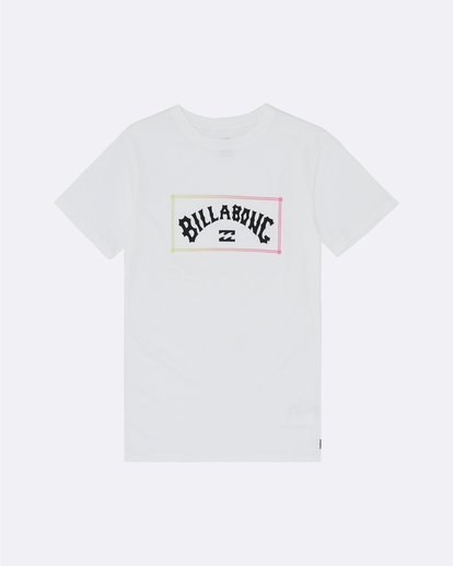 0 Arch - Camiseta para Niño Blanco S2SS04BIP0 Billabong