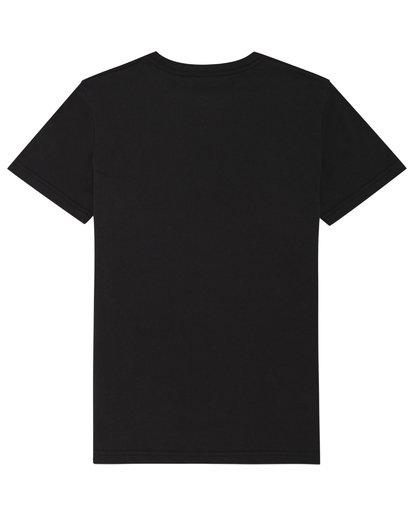 3 Triple Arch - T-Shirt für Jungen Schwarz S2SS05BIP0 Billabong