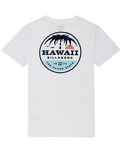 3 Dreamy Place - T-Shirt für Jungen Weiss S2SS06BIP0 Billabong