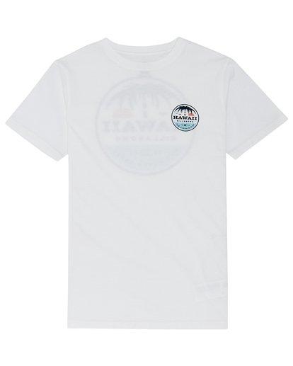 2 Dreamy Place - T-Shirt für Jungen Weiss S2SS06BIP0 Billabong