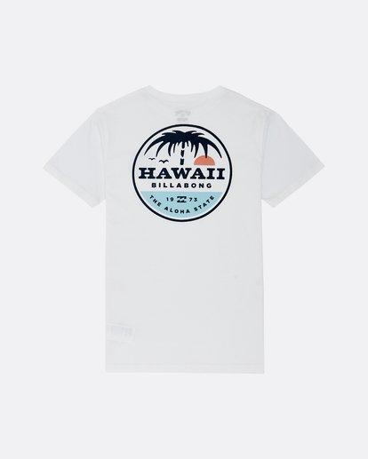 1 Dreamy Place - T-Shirt für Jungen Weiss S2SS06BIP0 Billabong