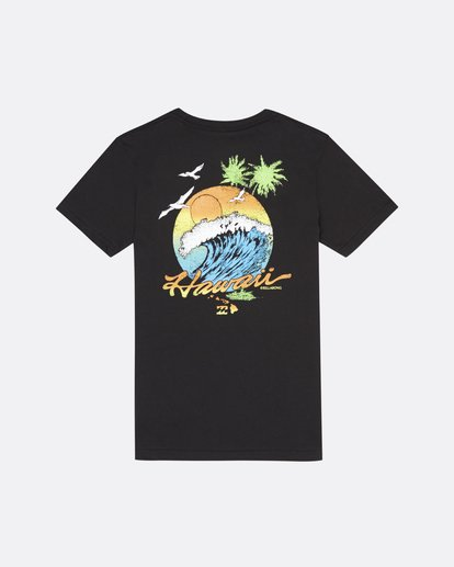 1 Dreamy Place - T-Shirt for Boys Black S2SS06BIP0 Billabong