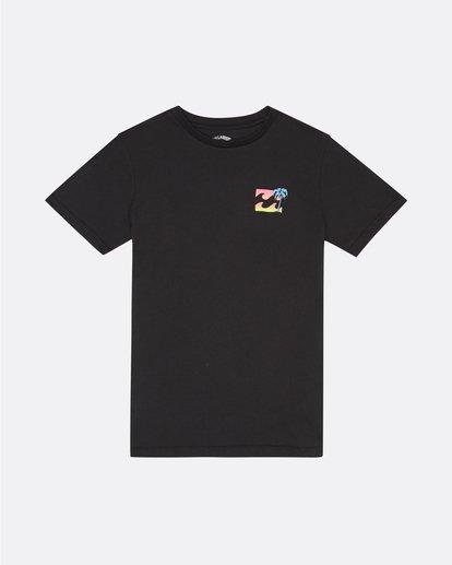 0 Warchild - T-Shirt für Jungen Schwarz S2SS07BIP0 Billabong