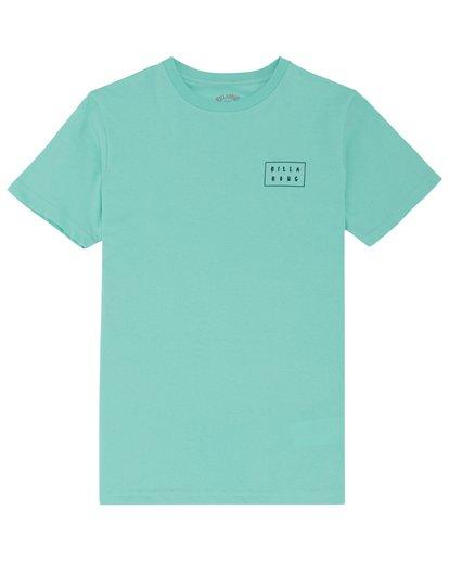 2 Die Cut - T-Shirt for Boys Blue S2SS08BIP0 Billabong