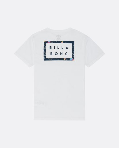 1 Die Cut - T-Shirt for Boys White S2SS08BIP0 Billabong