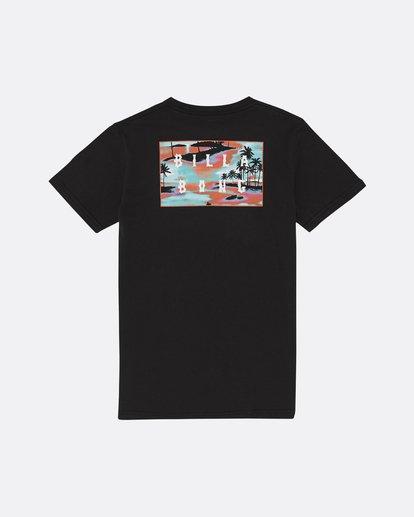 1 Die Cut - T-Shirt for Boys Black S2SS08BIP0 Billabong