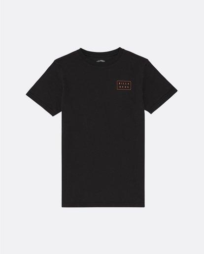 0 Die Cut - T-Shirt for Boys Black S2SS08BIP0 Billabong