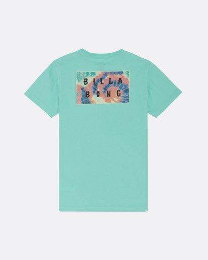 1 Die Cut - T-Shirt for Boys Blue S2SS08BIP0 Billabong