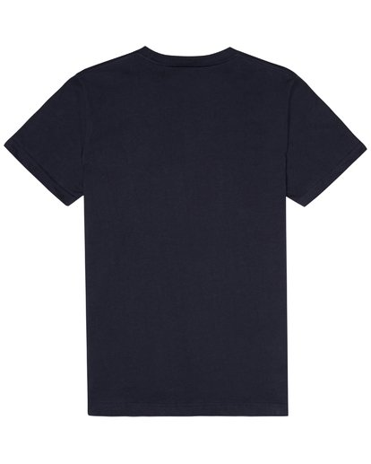 3 Team Wave - T-Shirt für Jungen Blau S2SS09BIP0 Billabong
