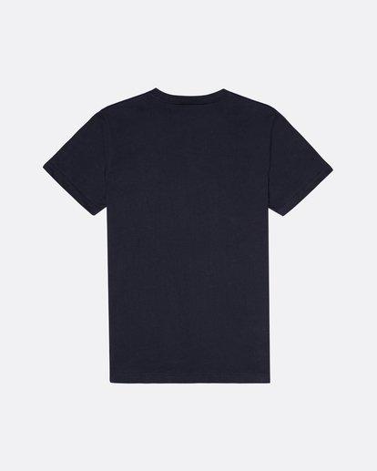 1 Team Wave - T-Shirt für Jungen Blau S2SS09BIP0 Billabong