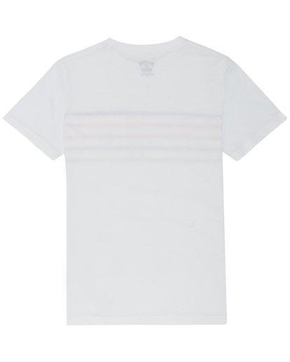 3 Riot Spinner - T-Shirt for Boys White S2SS11BIP0 Billabong