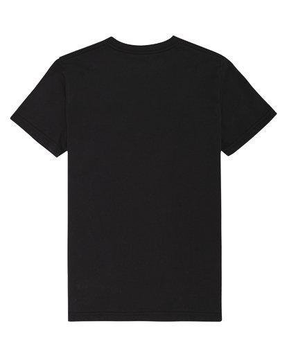 3 Riot Spinner - T-Shirt für Jungen Schwarz S2SS11BIP0 Billabong