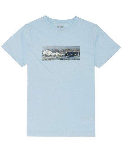 2 Inverse - T-Shirt für Jungen Blau S2SS12BIP0 Billabong