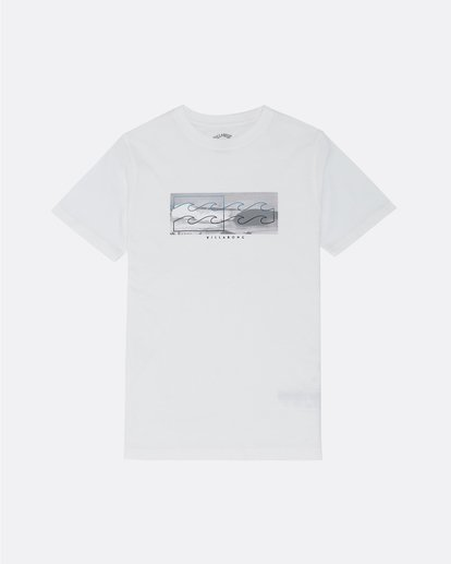 0 Inverse - T-Shirt for Boys White S2SS12BIP0 Billabong