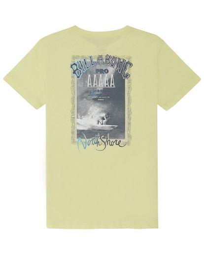 3 Past Love - T-Shirt for Boys Multicolor S2SS13BIP0 Billabong