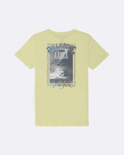 1 Past Love - T-Shirt for Boys Multicolor S2SS13BIP0 Billabong