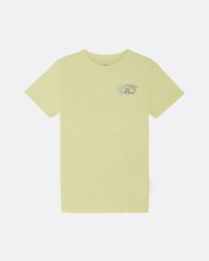 0 Past Love - Camiseta para Niño Multicolor S2SS13BIP0 Billabong