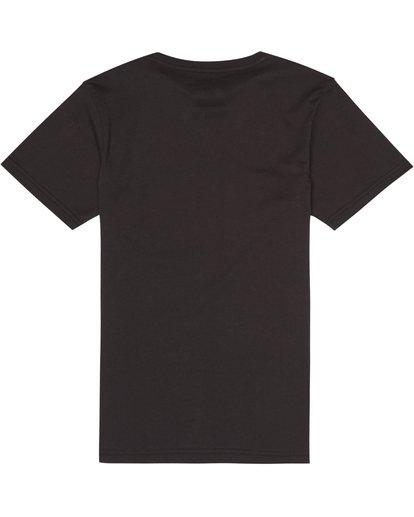 3 Bone Yard - T-Shirt for Boys Black S2SS16BIP0 Billabong