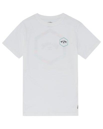 2 Access - T-Shirt for Boys White S2SS17BIP0 Billabong