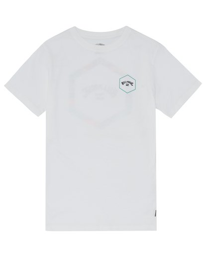 2 Access - Camiseta para Niño Blanco S2SS17BIP0 Billabong
