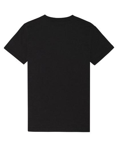 3 X Cess - T-Shirt für Jungen Schwarz S2SS18BIP0 Billabong