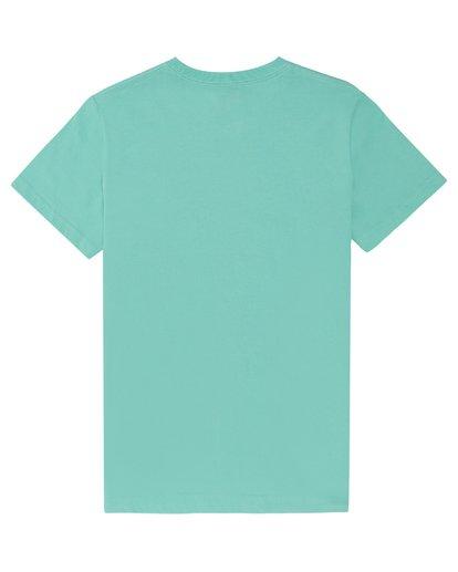 3 X Cess - Camiseta para Niño Azul S2SS18BIP0 Billabong