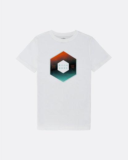 0 X Cess - T-Shirt for Boys White S2SS18BIP0 Billabong