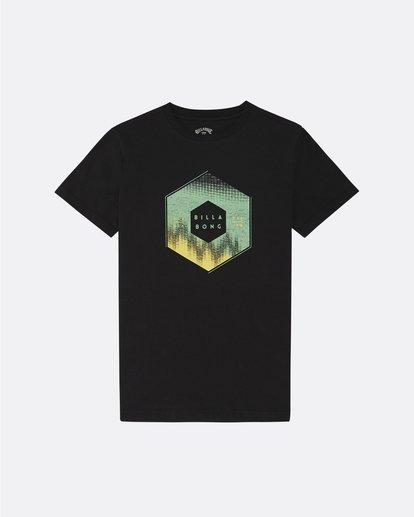 0 X Cess - T-Shirt für Jungen Schwarz S2SS18BIP0 Billabong